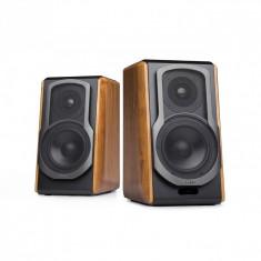BOXE 2.0, RMS: 120W (25W x 2, 35W x 2), volum, bass, treble, bluetooth, telecomanda wireles, EDIFIER