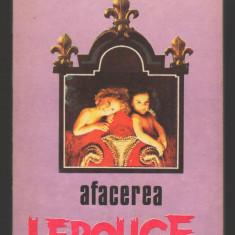 (C8004) AFACEREA LEROUGE DE EMILE GABORIAU - Roman