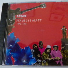 Span -cd - Muzica Pop BMG rec