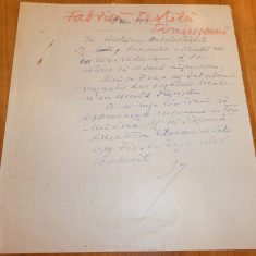 Documente privind Fabrica Prima Industrie Textila Timisoreana , Vasile Luca