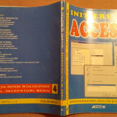 Initiere In Access - Cornel Ignat, Carmen Petre - Carte Microsoft Office