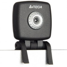 CAMERA WEB A4Tech 640x480 pixeli, notebook, Senzor CMOS, pana la 5M Pixeli software microfon