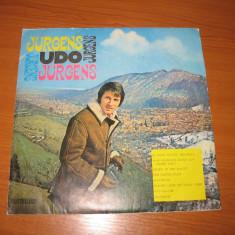 "Udo Jurgens (disc vinil 10"" vinyl pickup)"