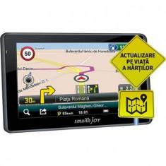 """Sistem de navigatie Smailo Joy, diagonala 4.3"""", Harta Full Europe + Update gratuit al hartilor pe viata"""