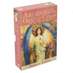 Cărți oracol Arhangheli - Doreen Virtue