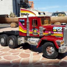 Jucarie veche Tabla Cap tractor Gozan Spain - Jucarie de colectie