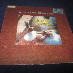"""Guillermo Marchena - Time For Lovers _ vinyl,12"""" _ Ariola (Germania,1988), VINIL"""