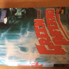 GREEN INFERNO - FILM CASETA ORIGINALA VHS - Film actiune paramount, Caseta video, Altele