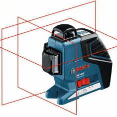 Nivela laser multifunctionala cu linii Bosch GLL 3-80 P - Nivela laser cu linii