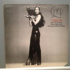 CHER - DARK LADY (1974/MCA rec/USA) - Vinil/Analog/Vinyl/Impecabil - Muzica Rock