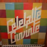 -Y-  CELELALTE CUVINTE  DISC VINIL LP  ( INV.2 )