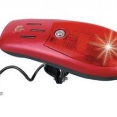 Alarma bicicleta bsfd-1 (1 led - 8 melodii) - Accesoriu Bicicleta