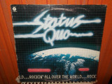 -Y-   Status Quo ‎– Rockin' All Over The World     DISC VINIL LP
