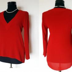 Camasa Zara Woman - Camasa dama Zara, Marime: S, Culoare: Rosu