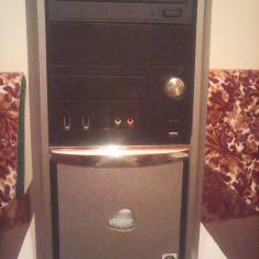 Sistem PC AMD 2x3, 2 Ghz, 4 Gb Ddr2, hdd 160 gb, DvdRw+Monitor P189 - Sisteme desktop cu monitor AMD, AMD Athlon II, Peste 3000 Mhz, 100-199 GB, AM3