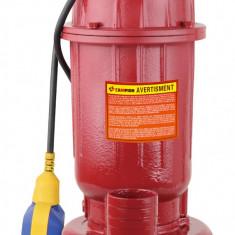 Pompa apa murdara Campion WQD 10 1200 W, 15 m cu flotor - Pompa gradina