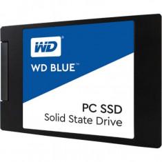SSD Western Digital Blue, 250 GB, 2.5 Inch, SATA 3