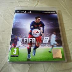 Joc Fifa 16, pentru PS3, original! Alte sute de jocuri! - Jocuri PS3 Ea Sports, Sporturi, 3+, Multiplayer