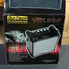 Stereo Instrument Amplifier DJ-Tech Professional (15163ROB)