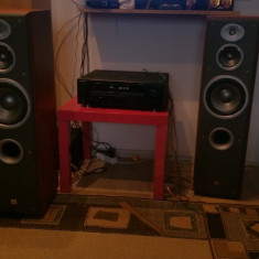 Kenwood kr v 7040 + JBL E60 - Amplificator audio