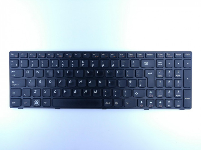 Tastatura Keyboard Lenovo G570 NSK-B50SC 25-012624 Layout UK