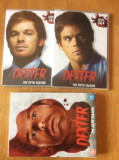 DEXTER - THE FIFTH SEASON   - FILM  DVD ORIGINAL ( COVER BOX )4 DISCURI, Crima, Engleza, universal pictures