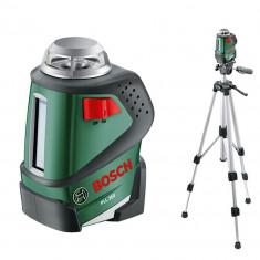 Set nivela laser plan Bosch PLL 360 - Nivela laser rotativa