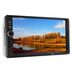 Video player auto bluetooth 7018B, 7 inch, telecomanda - DVD Player auto