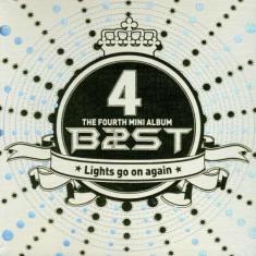 Beast - Lights Go On Again (Mini Album Vol.4) ( 1 CD ) - Muzica Ambientala