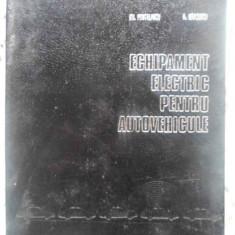 Echipament Electric Pentru Autovehicule - Gh. Postelnicu, A. Barzescu, 410250
