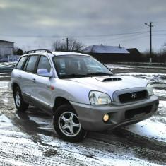 Hyundai santa fe 4×4, An Fabricatie: 2002, Motorina/Diesel, 148000 km, 1997 cmc