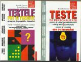 Horst H.Siewert / TESTE DE PERSONALITATE - 2 volume