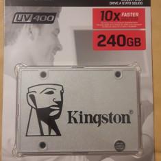 SSD Kingston UV400 240GB SATA-III 2.5 inch nou sigilat