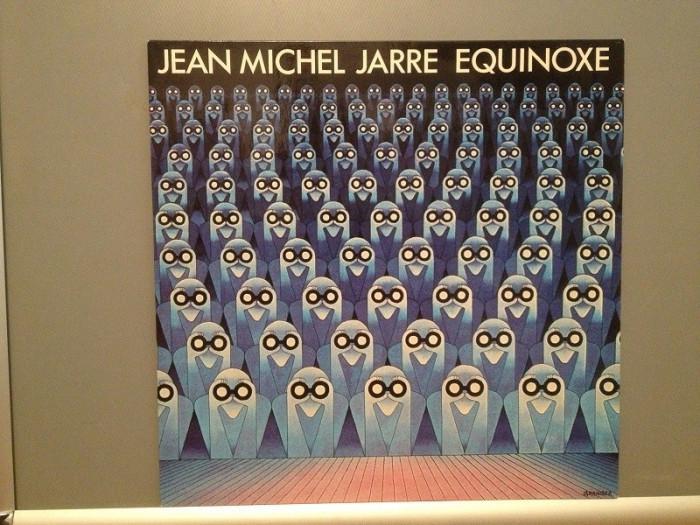 Jean Michel Jarre - Equinoxe (1978/Dreyfus/France) - Vinil/Analog/Impecabil(NM)