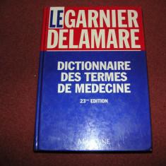 Dictionar medical - Dictionnaire illustré des termes de médecine - Editia 23