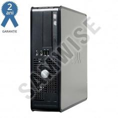 Calculator DELL 740 SFF, AMD Athlon 64 X2 4850+ 2.5GHz, 4GB DDR2, 160GB, DVD-ROM - Sisteme desktop fara monitor