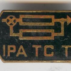 Insigna IPA TC T - TRANSMISIUNI TELECOMUNICATII