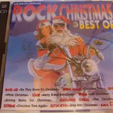 Best of rock Christmas - cd - Muzica Rock