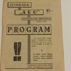 Program Cinema