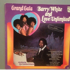BARRY WHITE - GRAND GALA (1973/20th Century/RFG) - Vinil/Analog/Impecabil(NM+) - Muzica R&B Phonogram rec