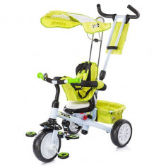 Tricicleta Chipolino Cross Fit green 2014 - Tricicleta copii