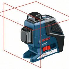 Nivela laser cu linii Bosch GLL 2-80 P Professional