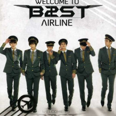 Beast - 1St Concert Welcome To Beast Airline (3 Disc) ( 3 DVD )