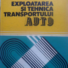 Exploatarea Si Tehnica Transportului Auto - T. Nagy, C. Salajan, 410247