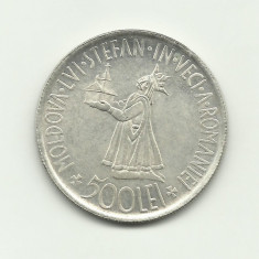 ROMANIA 500 LEI 1941 - REPLICA - Moneda Romania