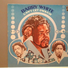 BARRY WHITE - CAN'T GET ENOUGH (1974/20th Century/RFG) - Vinil/Analog/(NM-) - Muzica R&B Philips