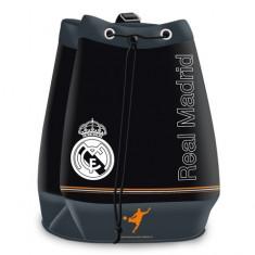 Sac de umar FC Real Madrid negru - Gentuta Copii