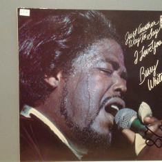 BARRY WHITE - JUST ANOTHER WAY...(1975/PHILIPS/RFG) - Vinil/Analog/Impecabil(NM) - Muzica R&B
