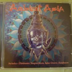 AMBIENT ASIA / EASTERN HARMONY - Muzica Ambientala - 2 C D Originale ca NOI