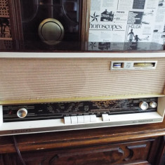 Radio Philips Aladin B5W32AT 1963 - Aparat radio
